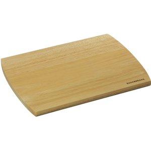 Skärbräda Rubberwood 28 x 20 x 1,2 cm