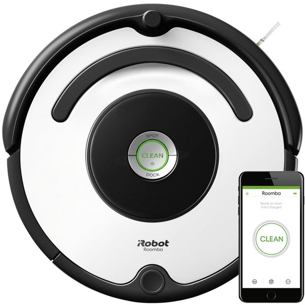 Roomba 675 robotstøvsuger