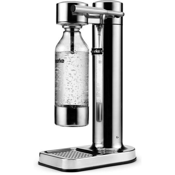 Sodavandsmaskine stål