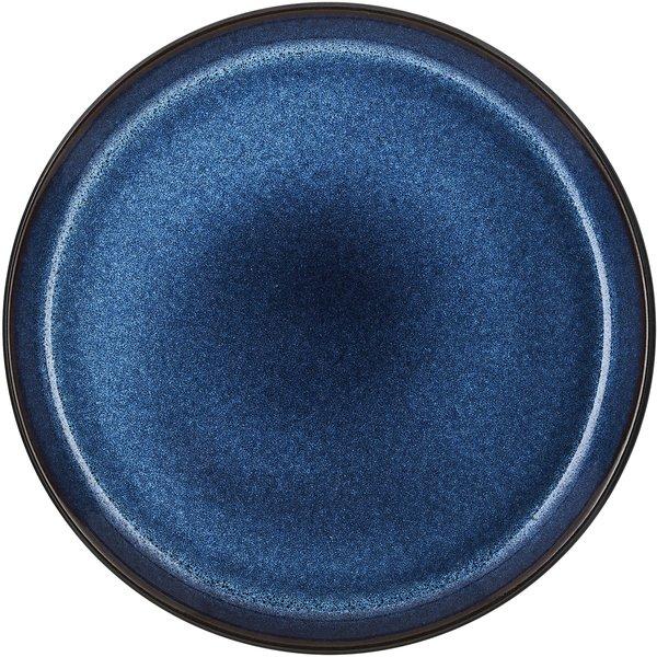 Gastro Tallerken 21cm Sort Mørkeblå