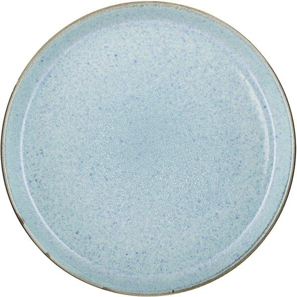 Gastro TAllerken 27 cm Grå lyseblå