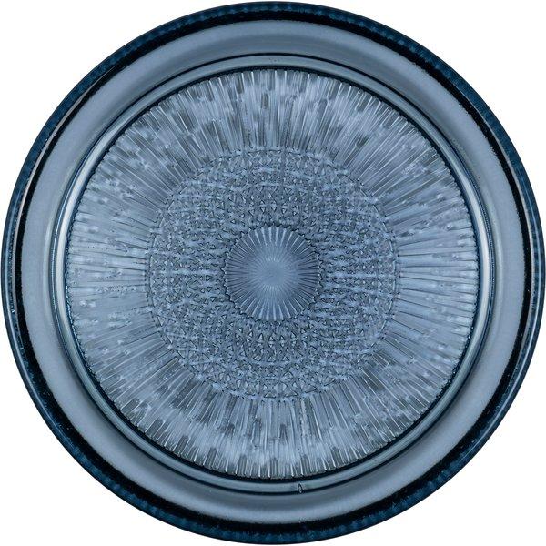 Glastallrik dia.18 cm Blå BITZ