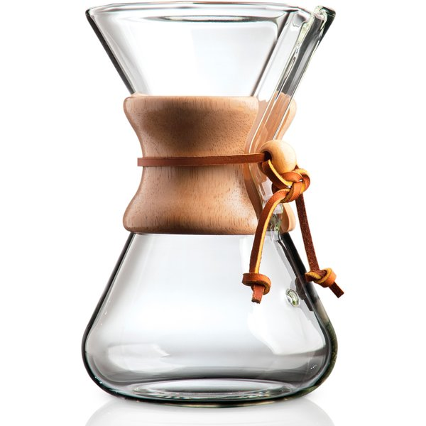 Classic Håndlagd Kaffetrakter 5 Kopper