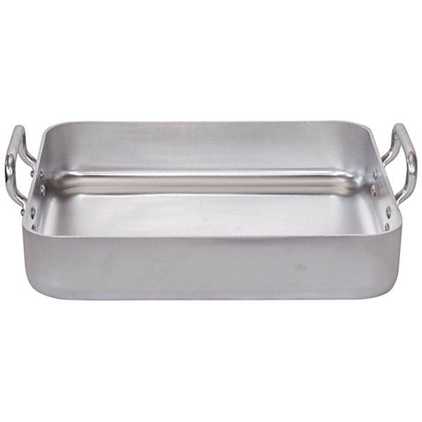 Tyk aluminium ovnpande