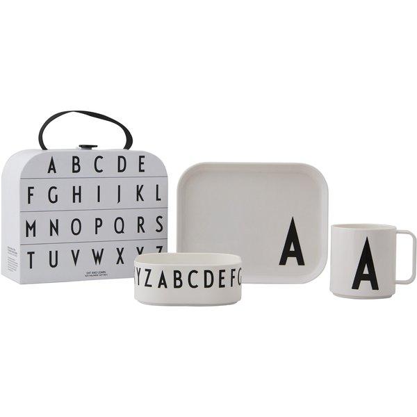 Design Letters Tritan Servis 4 del, A