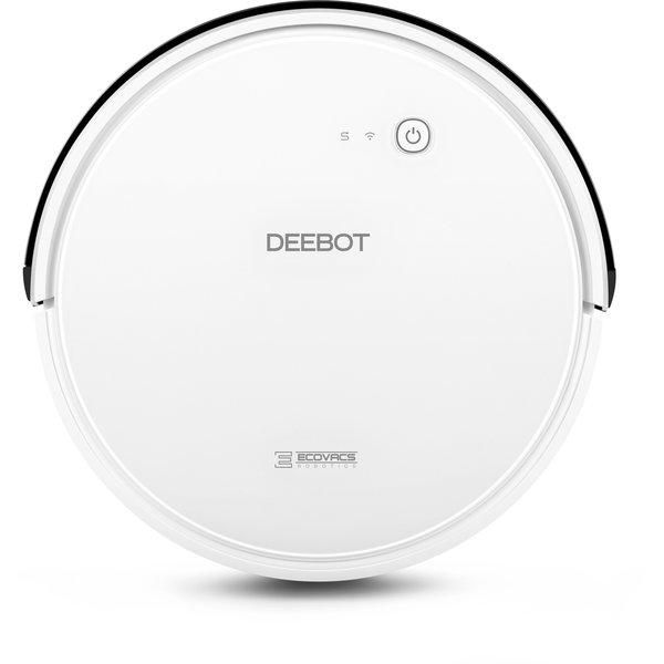 Deebot 600 robotdammsugare, Vit