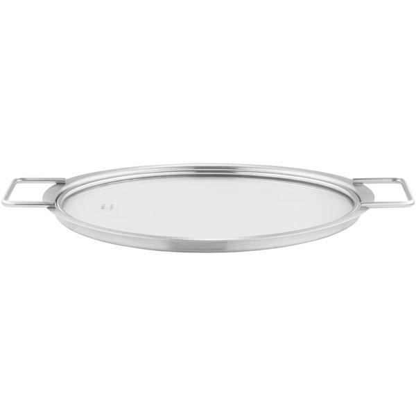 Tallrikslock, 24 cm, Glas