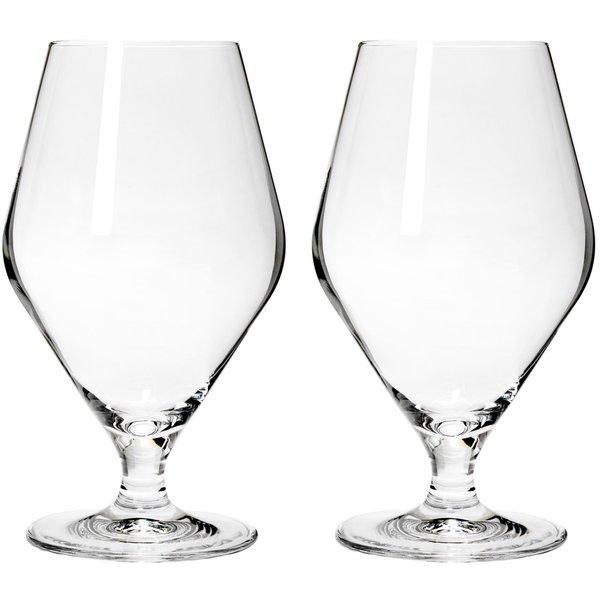 Signature Ölglas, 2 st.