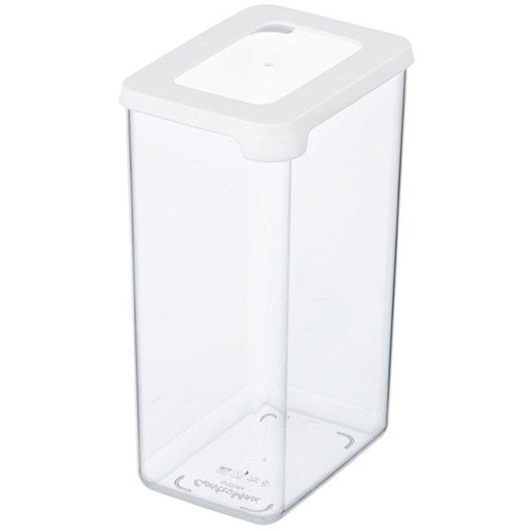 Skafferiförvaring 1,6 Liter Transparent