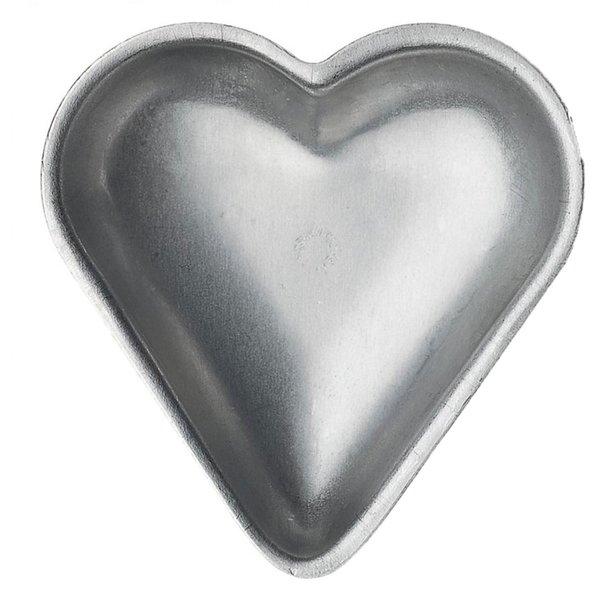 Hjerteformer i Aluminium 6-pack