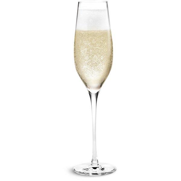 Cabernet champagneglas