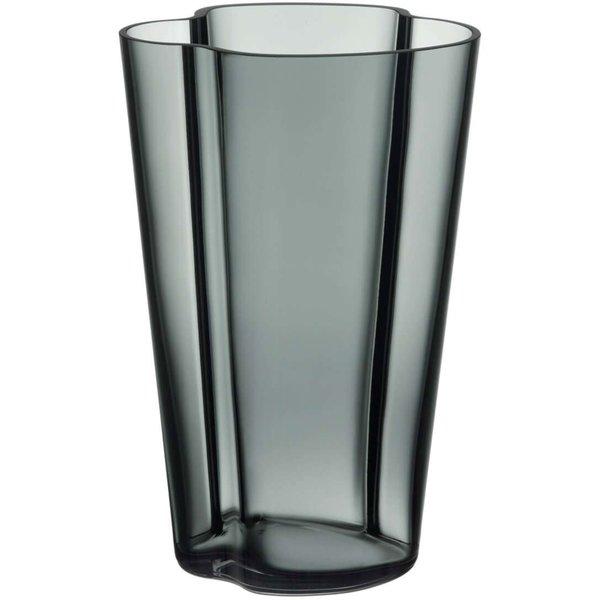Aalto Vase 220 mm Mørkegrå
