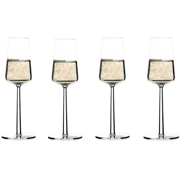 Essence Champagneglass 21 cl 4 stk