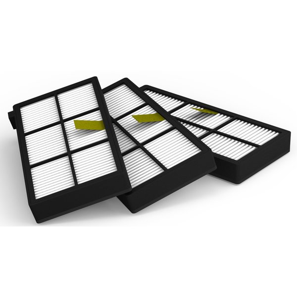 HEPA filtre (800- & 900-serien)