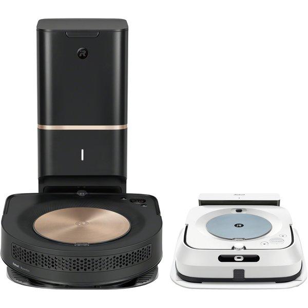 Paket: Roomba S9 Plus + Braava Jet M6