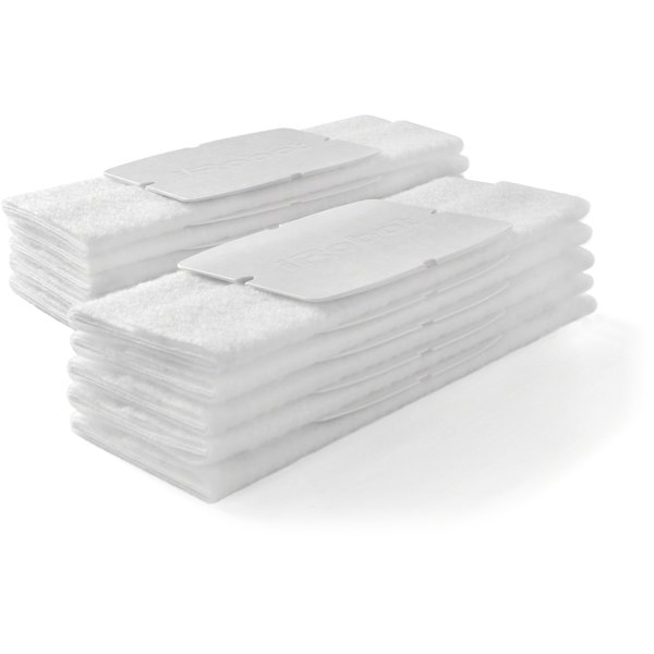 Rengøringsklude til fejning (10-pak)