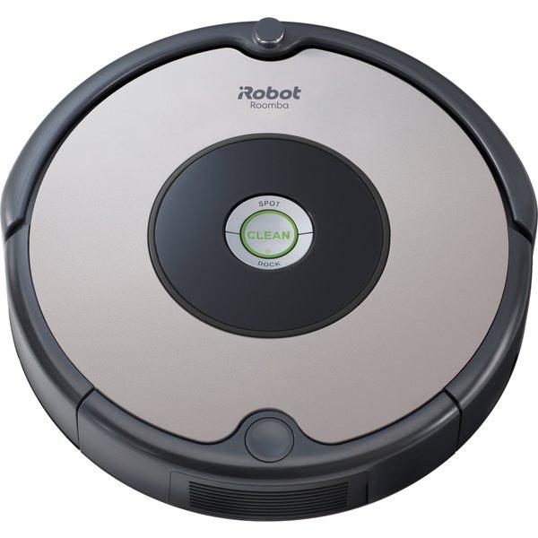 Roomba 604 Robotstøvsuger fra iRobot » Gratis Levering