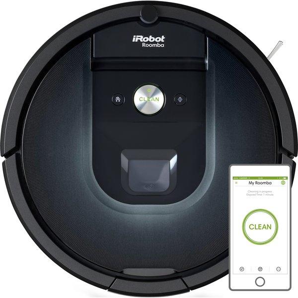 Roomba 981 Robotdammsugare
