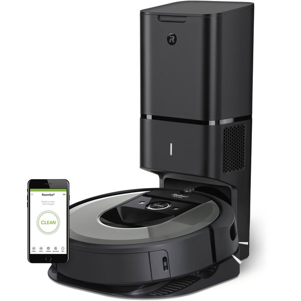 Roomba i7 Plus robotdammsugare