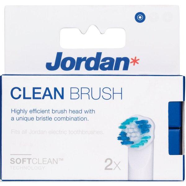 Soft Clean - Clean børstehoveder