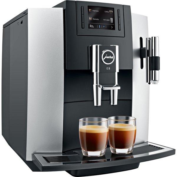 E8 espressomaskine