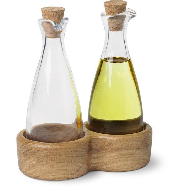 Olje- & vinägerflaska H 15 ek