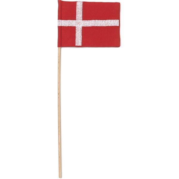 Texilflagga till fanbärare