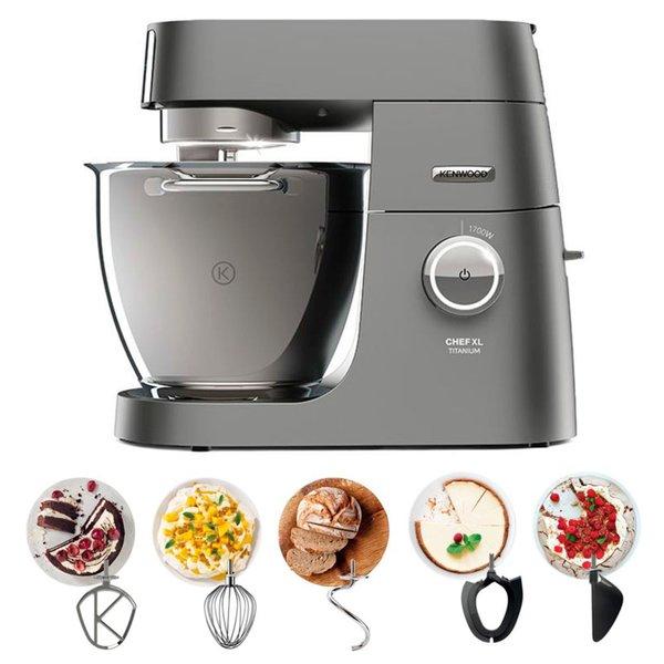 KVL8300S Chef Titanium XL køkkenmaskine