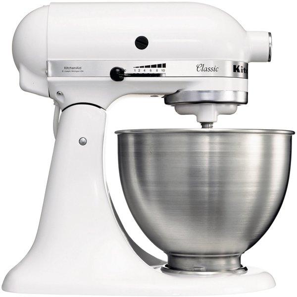 Classic Mixer 4,28 liter, hvid