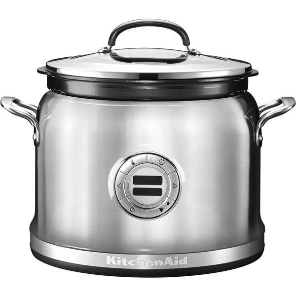 Multi-cooker 3,95 liter stål