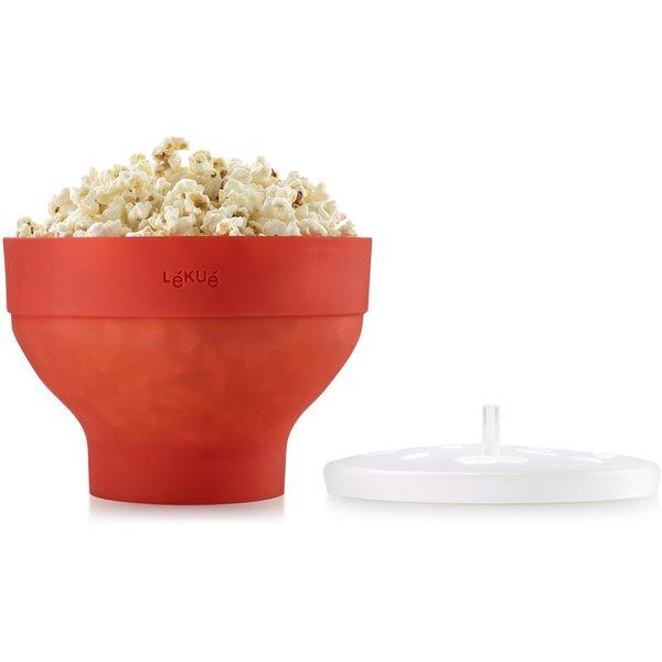 Popcorn Maker Micro Röd