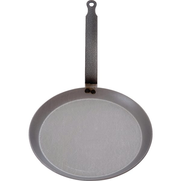Crêpe/pandekagepande pladejern, Ø 20 cm