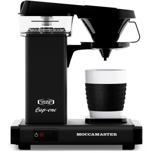 Kaffebryggare CUP ONE Svart Matt