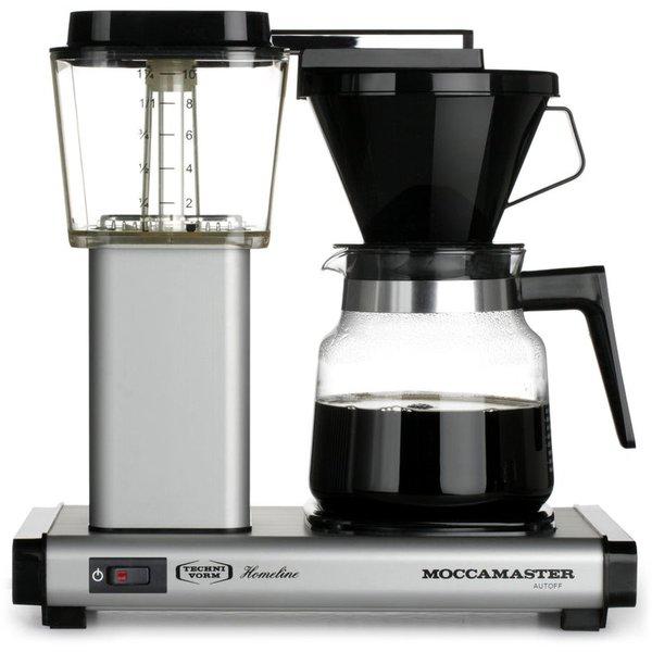 Kaffebryggare H931AO - Matt Silver