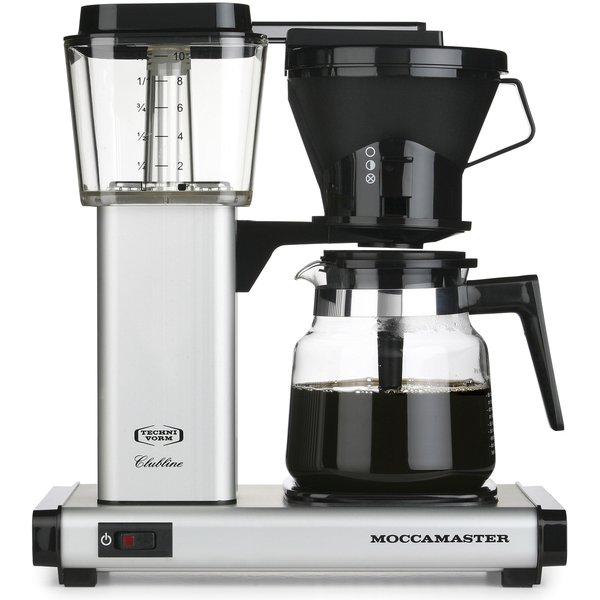 Kaffebryggare HBG951AO Matt Silver