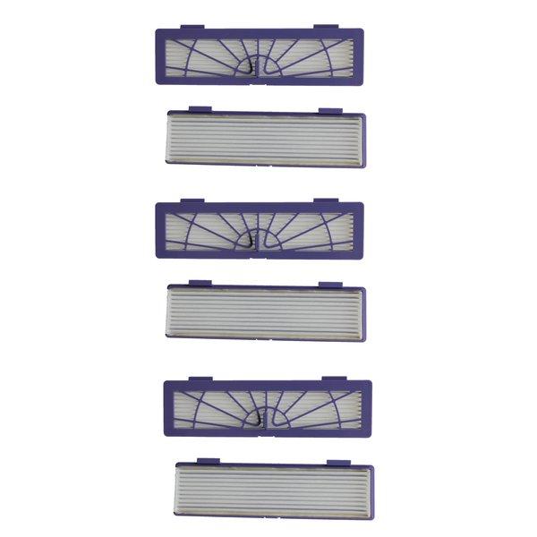 HEPA filter 6-pack (BotVac)