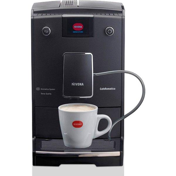 CafeRomatica 769 espressomaskine, mat sort