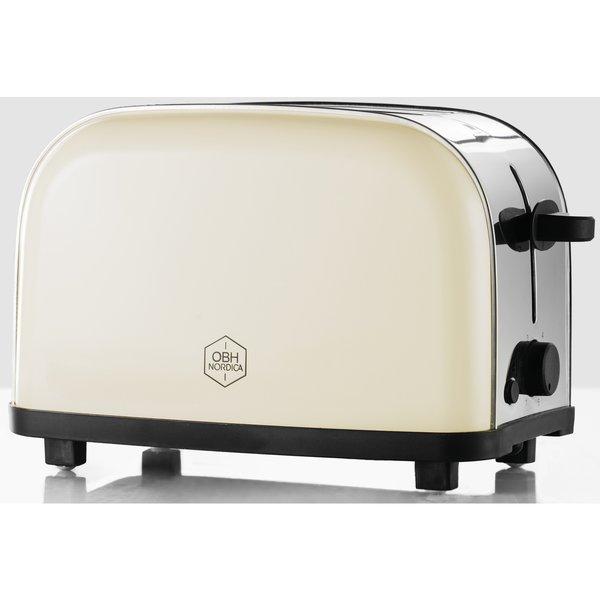 Toaster Manhattan Retro Creme
