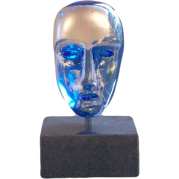 BV Ltd 1000 Blå Hode Sølv