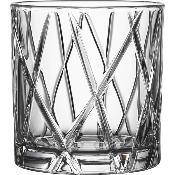 City Whiskyglass DOF 33 cl 4-pack