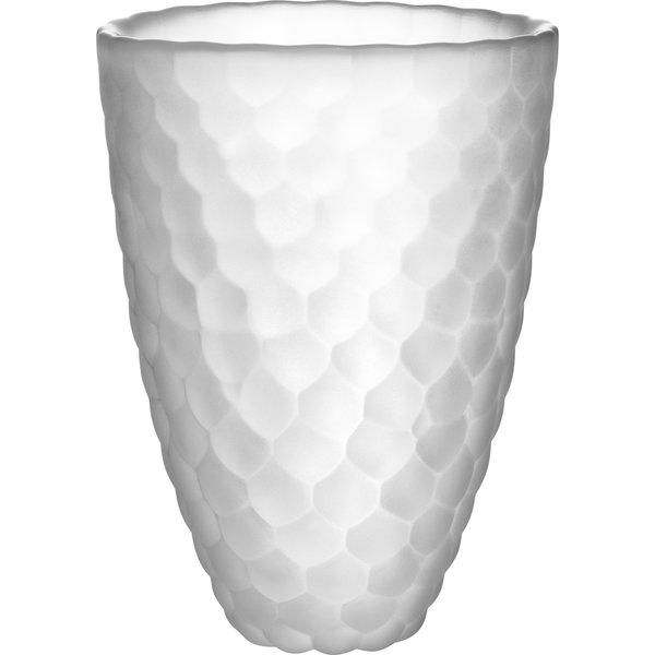 Hallon Vase Frostet 16 cm
