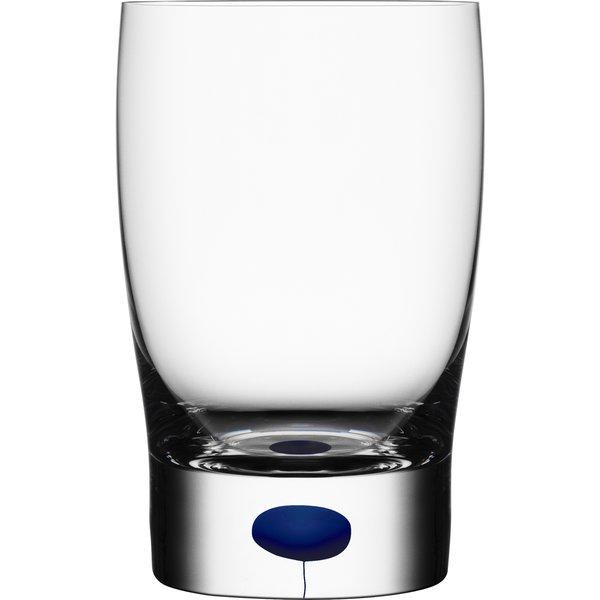 Intermezzo Blå Drikkeglass 25 cl