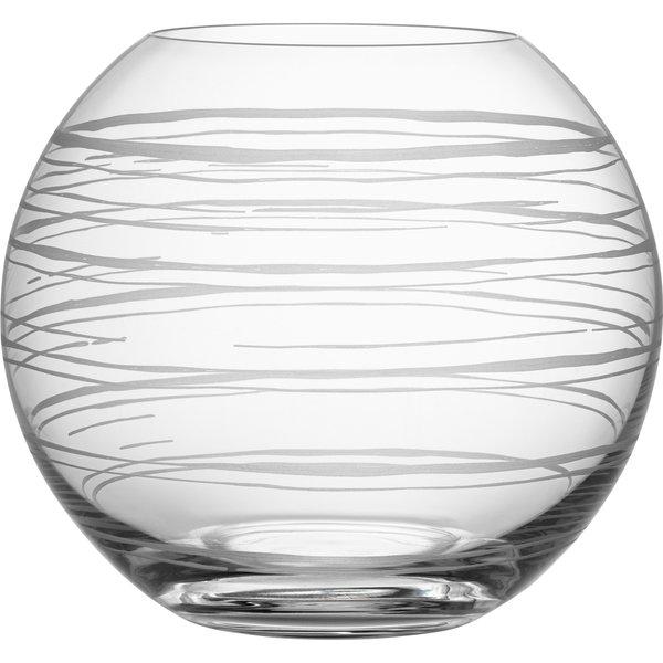 Graphic Vase, Rund 13,3 cm
