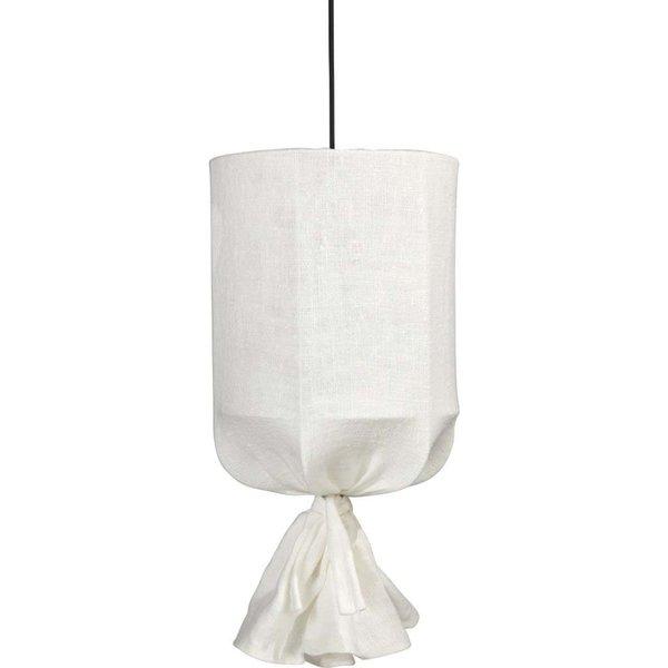 Takskärm Ø 30 cm off-white