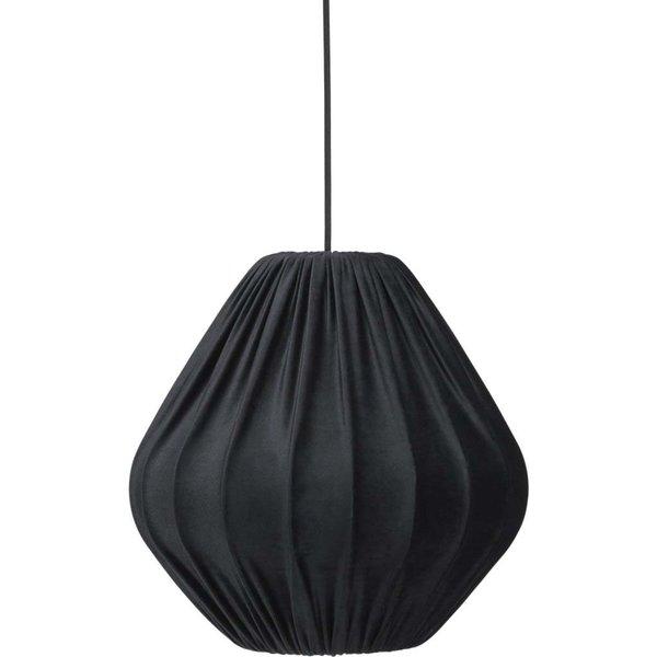 Takskärm Ø 50 cm svart