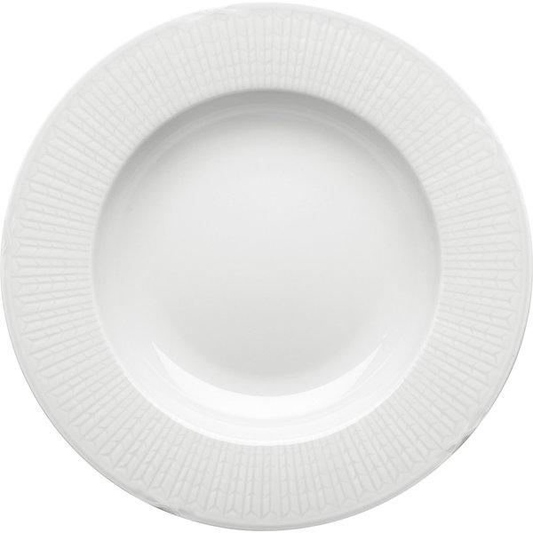 Swedish Grace Snø Tallerken Dyp 25 cm