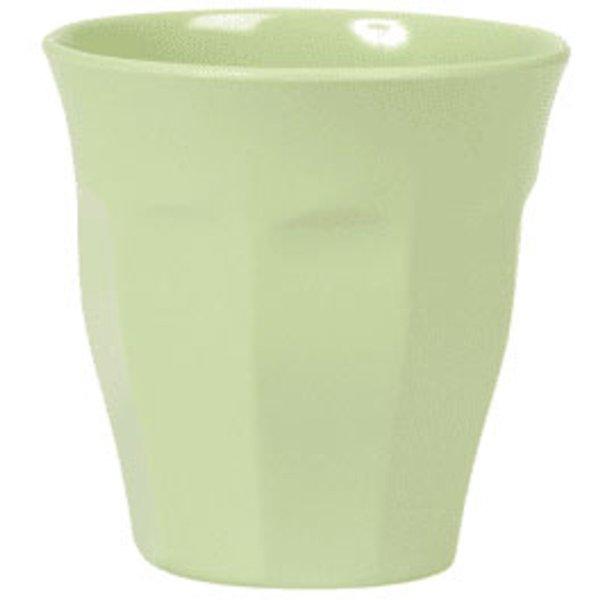 Melaminmugg Mintgrön