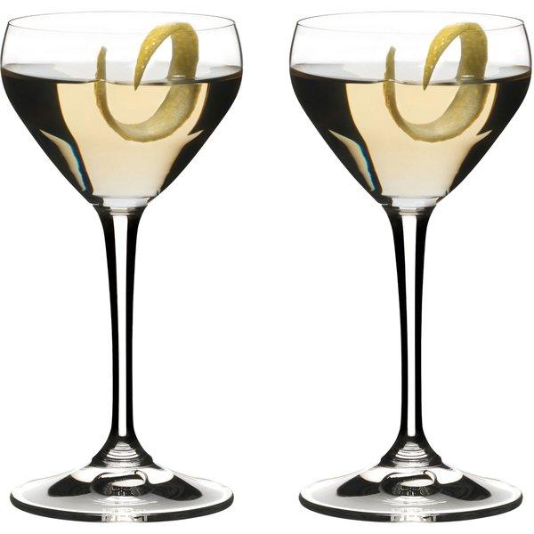 Nick och Nora-drinkglas från Drink Specific, 2 st.