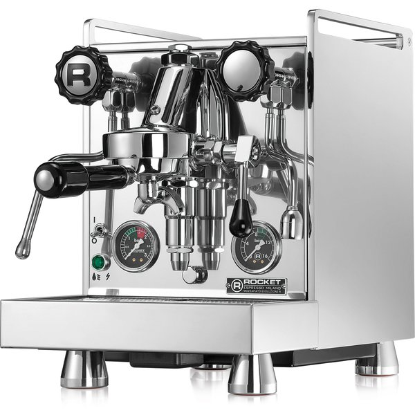 Mozzafiato Espressomaskin Evoluzione R
