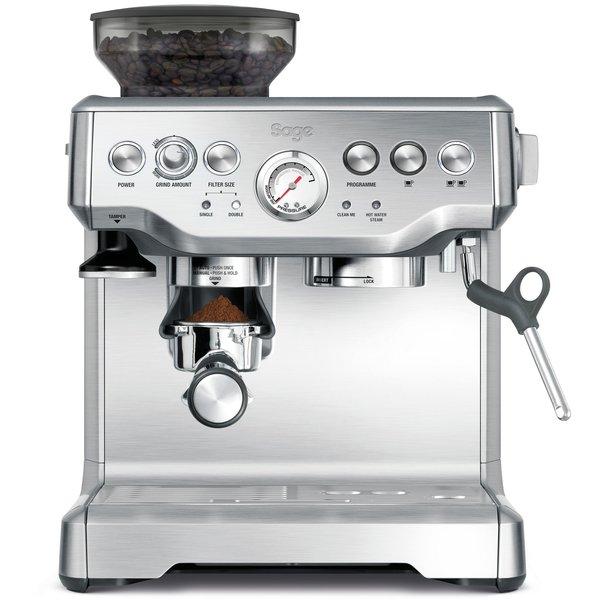 BES875 The Barista Express Espressomaskine